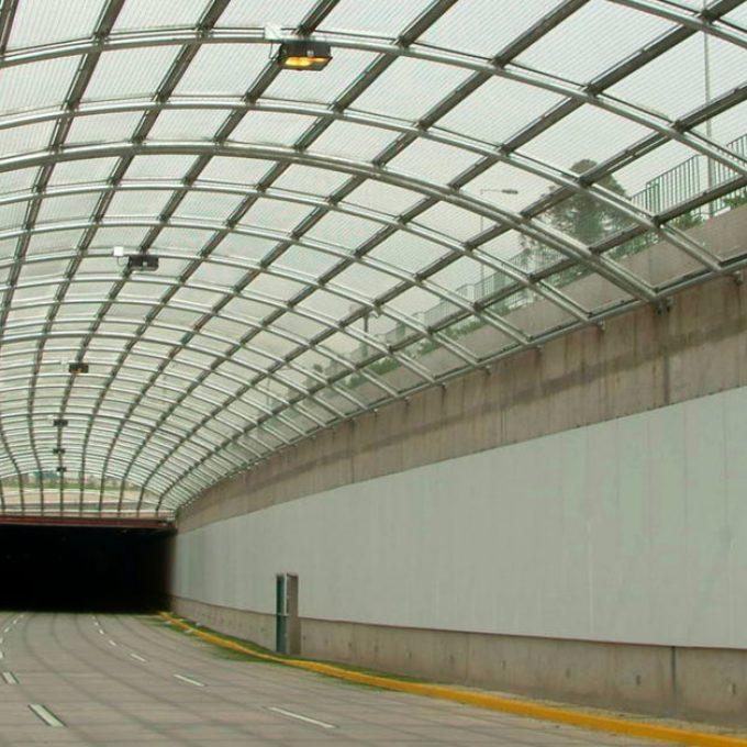 Rivestimento Tunnel Tubosider
